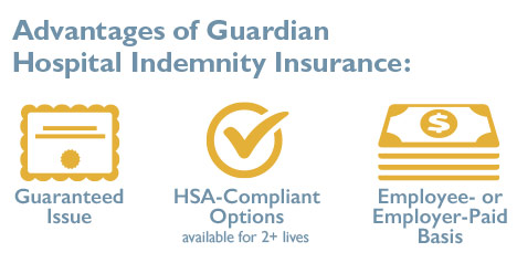 Hospital Indemnity Insurance | Guardian Anytime