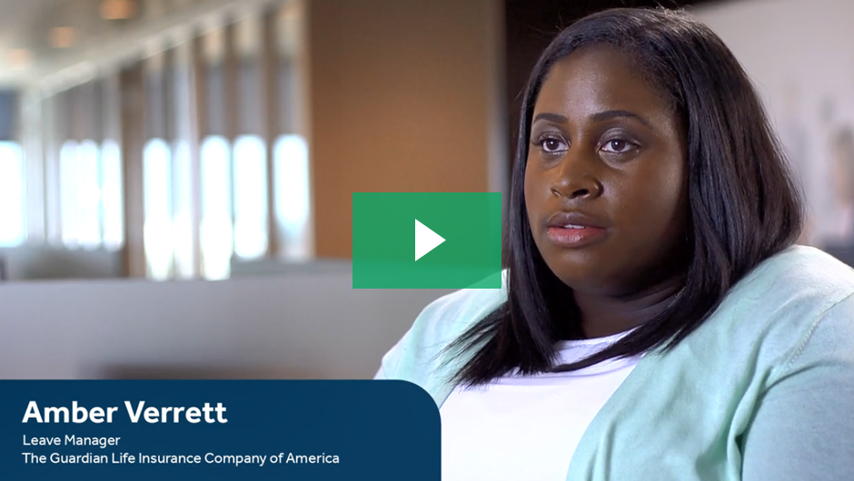 Watch Amber Verrett's story