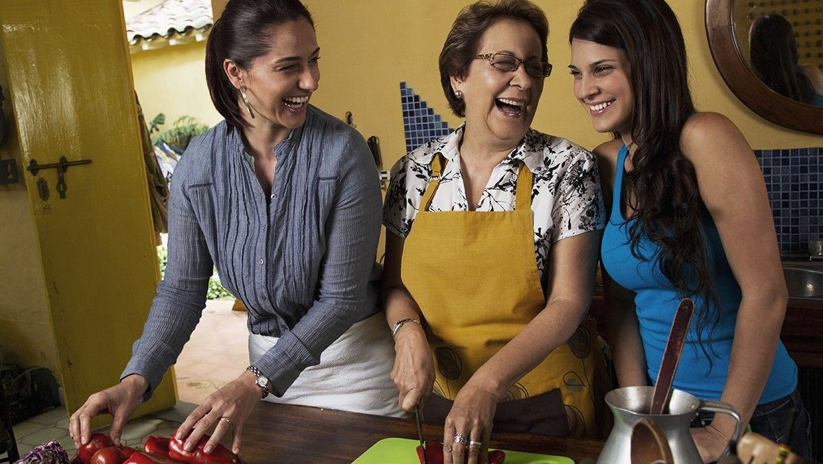 three multi-generational women consider the right employee benefits