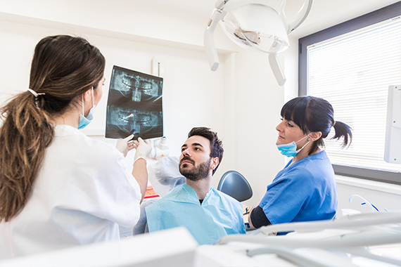 Dental insurance employee benefits